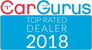 CarGurus - Top Rated Dealer 2018