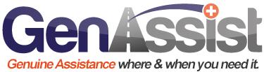 Genassist Logo