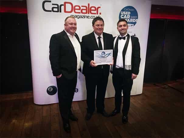 Victoria Cars Award New