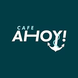Cafe Ahoy logo